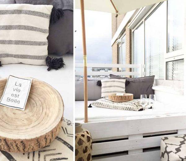 Balcon : 5 ambiances inspirantes repérées sur Pinterest