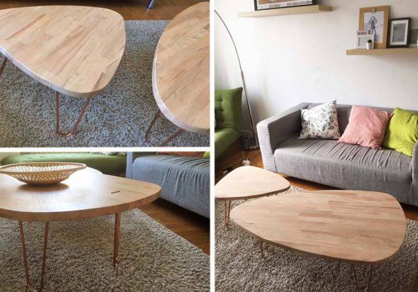 Tuto Tables Basses Gigognes Et Scandinaves Tables Basses