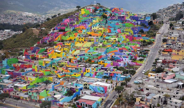 5 artistes qui redonnent des couleurs à la ville