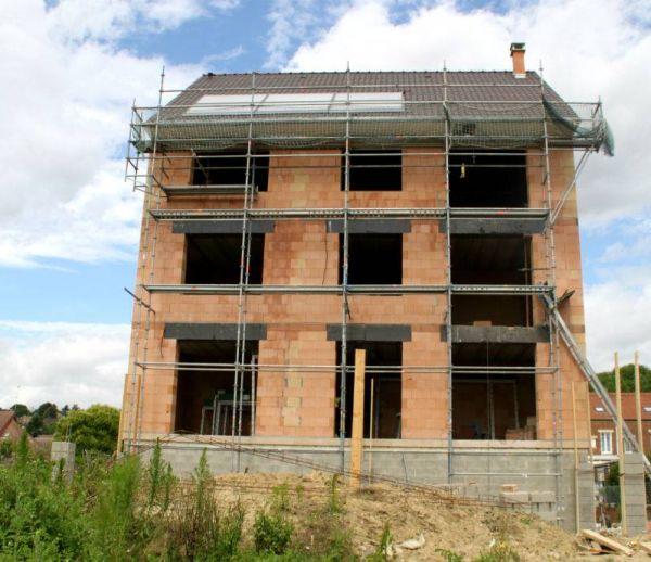 Une maison passive en autoconstruction