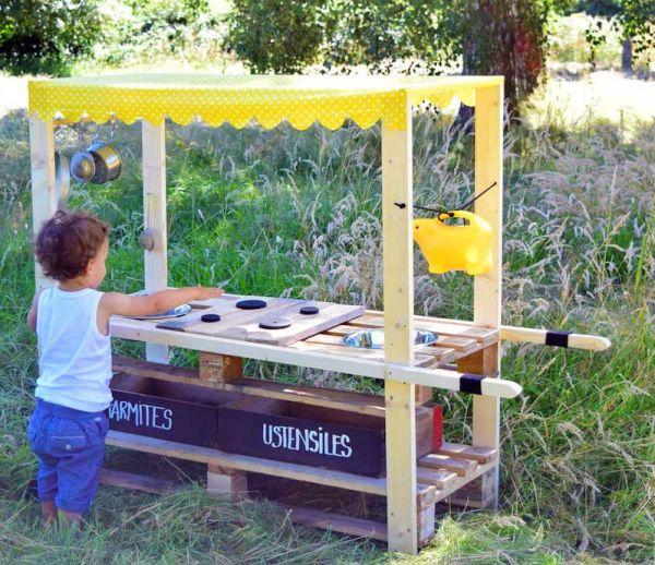 DIY : Construisez une petite cuisine pour enfants
