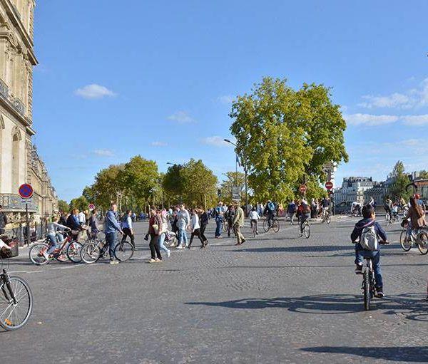 Paris sans voiture pendant 7 jours