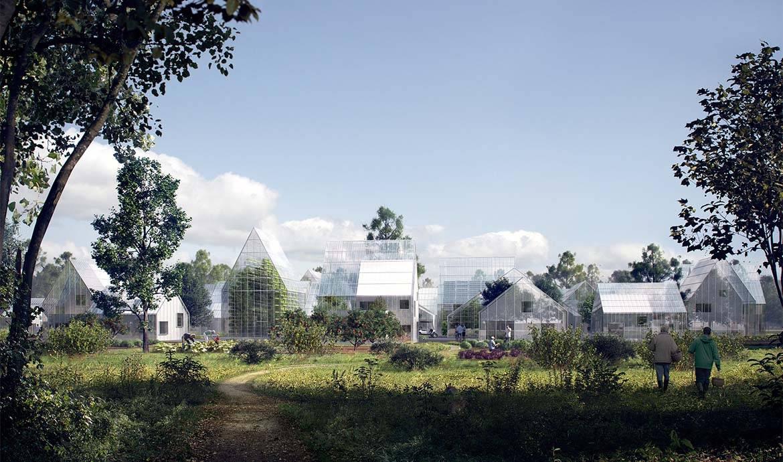 ReGen village : un projet utopique techno et écolo en pleine campagne