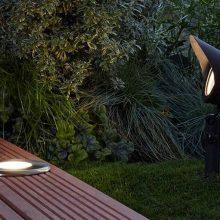 Lumière sur l'éclairage d'extérieur FACILE à installer