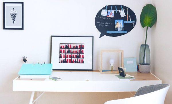 DIY : Fabriquez un pense-bête façon bulle de BD