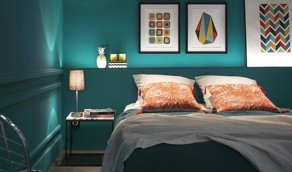 Bien dormir : les couleurs idéales de la chambre pour trouver le ...