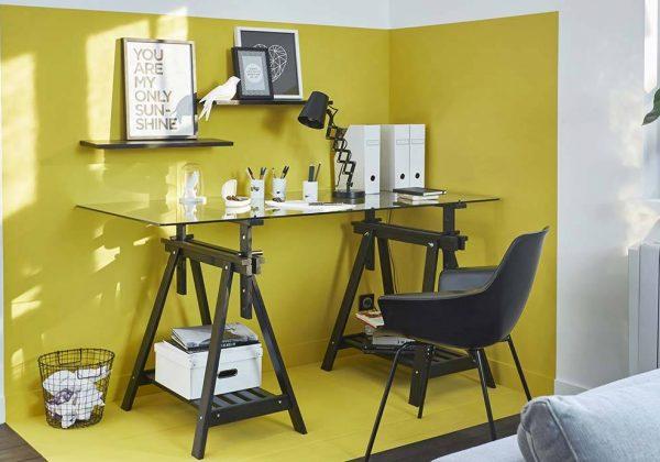 Bureau à la maison idées pour un espace organisé h