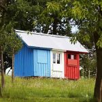 """France"" : la tiny house tricolore"
