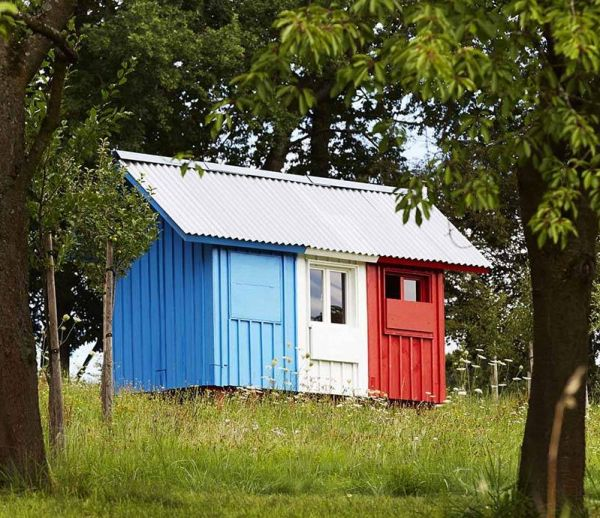 """France"" : la tiny house tricolore qui se construit en 3 heures"