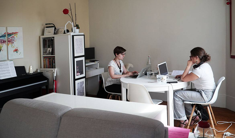 Travailler les uns chez les autres : découvrez le coworking à domicile