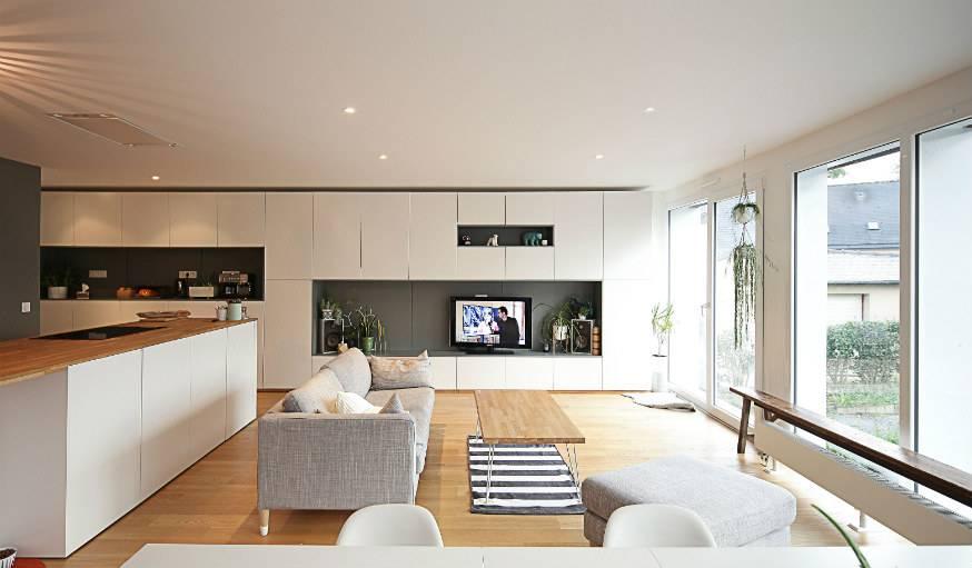 une maison d 39 architecte construite avec des conteneurs une maison de campagne en conteneurs. Black Bedroom Furniture Sets. Home Design Ideas