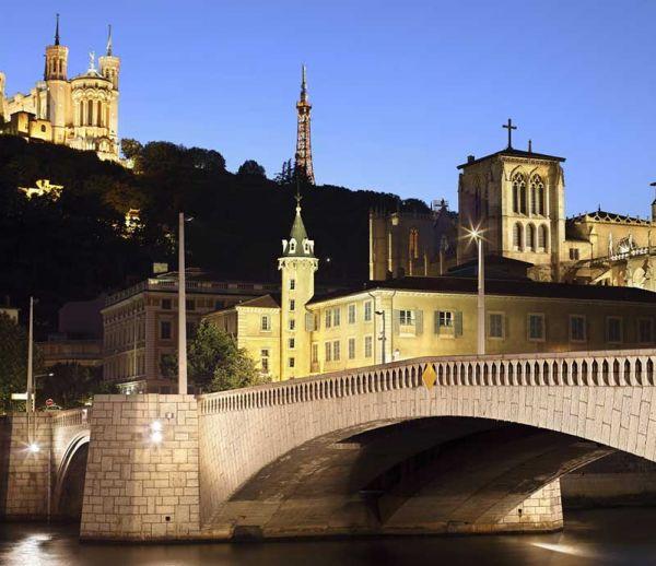 Lyon, élue meilleure destination d'Europe pour passer un week-end