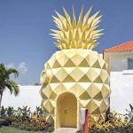 Cet hôtel de République Dominicaine a reproduit la maison ananas de Bob l'éponge.