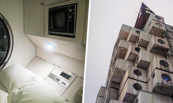 Visite d'un bijou architectural japonais avant sa démolition