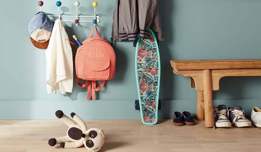 am nager une entr e ouverte sur le salon sans cloisonner cr er une entr e. Black Bedroom Furniture Sets. Home Design Ideas