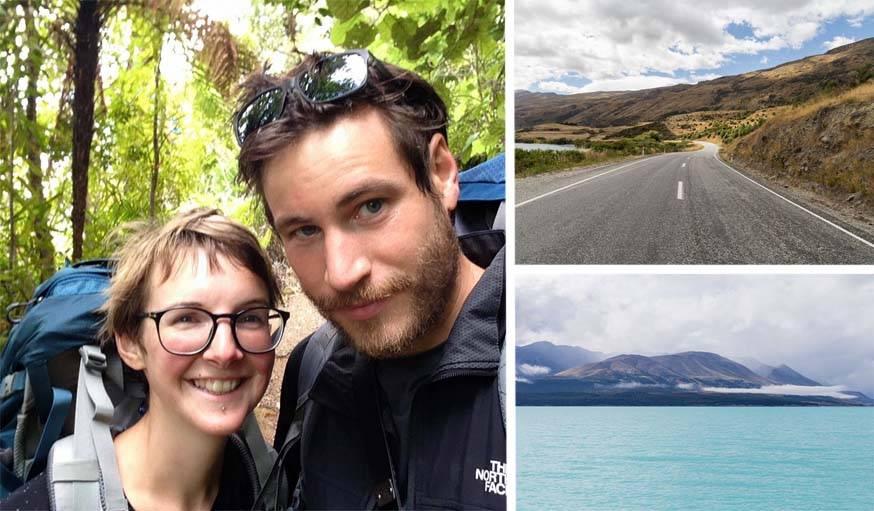 Paul et Pauline, 29 et 32 ans, et leur irrésistible envie de prendre la route.