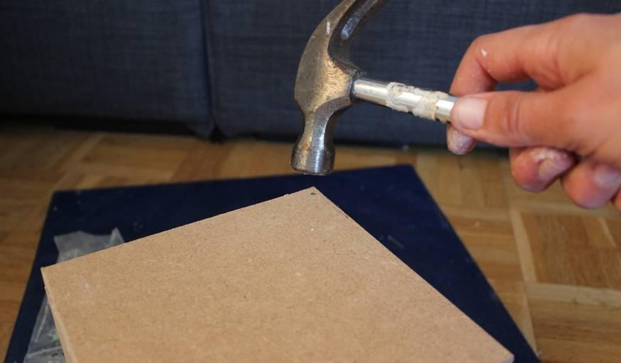 tuto diy fabriquer un cache pot avec des carreaux de ciment cache pot tendance. Black Bedroom Furniture Sets. Home Design Ideas