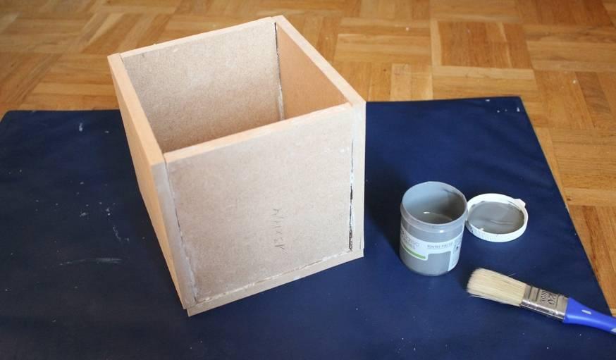 Tuto diy fabriquer un cache pot avec des carreaux de for Poncer carreaux ciment