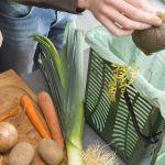 Le bioseau distribué aux habitants de l'agglomération de Lorient.
