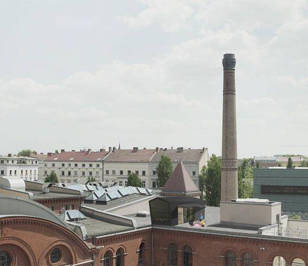 Vivre dans un studio perché sur les toits