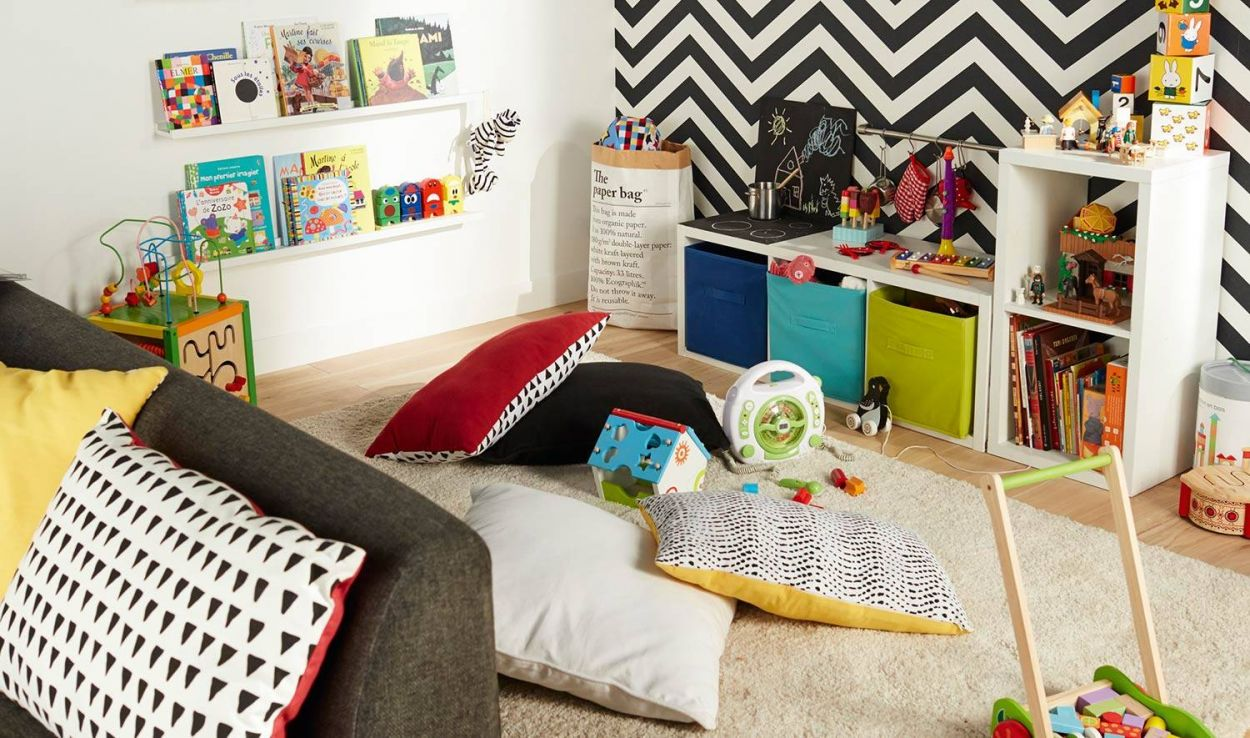 13 id es de biblioth ques pour enfant et de coins lecture d licieux. Black Bedroom Furniture Sets. Home Design Ideas