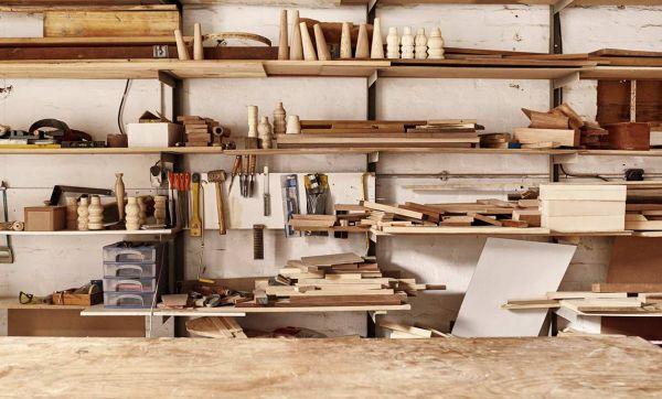Un atelier avec Emmaüs Défi pour fabriquer un meuble récup' et design