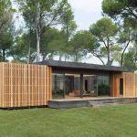 PopUp House, la maison passive constructible en 15 jours.
