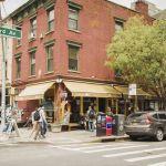 Bedford Street, à Brooklyn, quartier branché de New York.