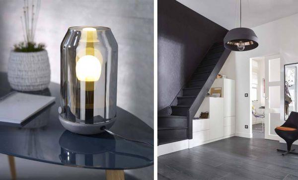 Des lampes de designer à petits prix