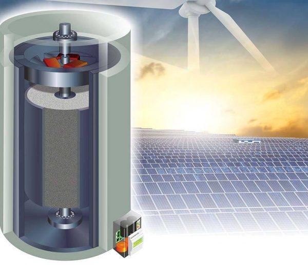 On peut stocker de l'énergie solaire à moindre coût grâce au béton
