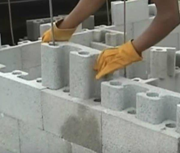 Une brique révolutionnaire emboîtable