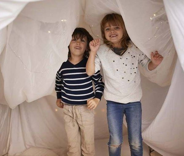 8 cabanes fantastiques d'enfants rêveurs