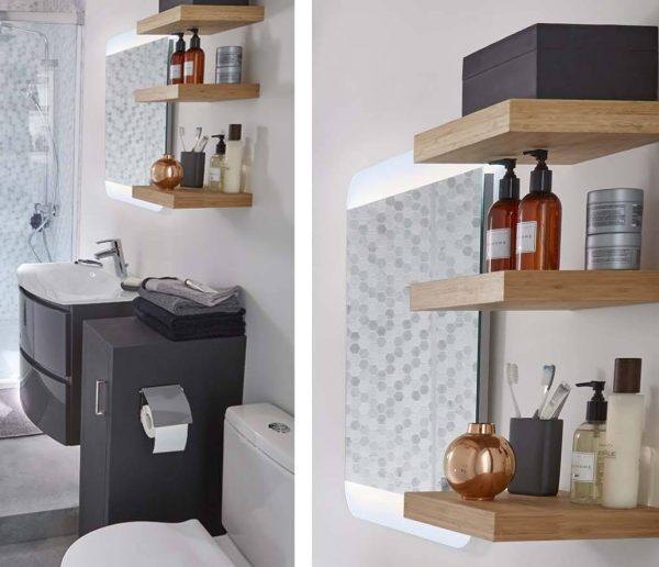 Aménager une salle de bains couloir, mode d'emploi