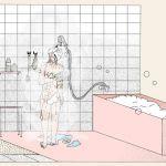 Au Japon, on se lave dans la douche avant de rentrer dans la baignoire.