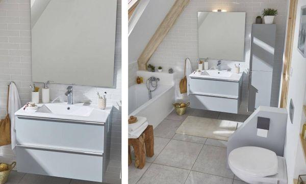 Petite salle de bains pratique 18h39 for Petite salle de bain pratique