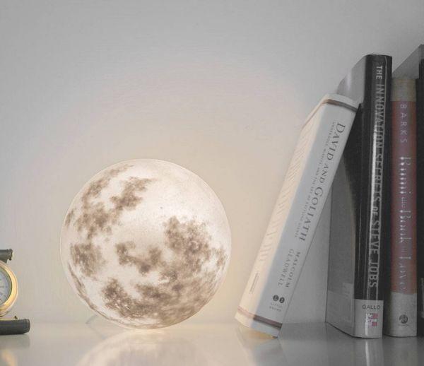 Objectif lune dans la déco : un motif merveilleux