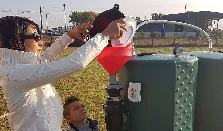 Transformez vos déchets en électricité avec un méthaniseur individuel