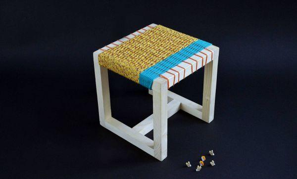 DIY : Fabriquez un adorable tabouret en corde pour enfant (ou pas)