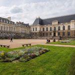La place du Parlement à Rennes.