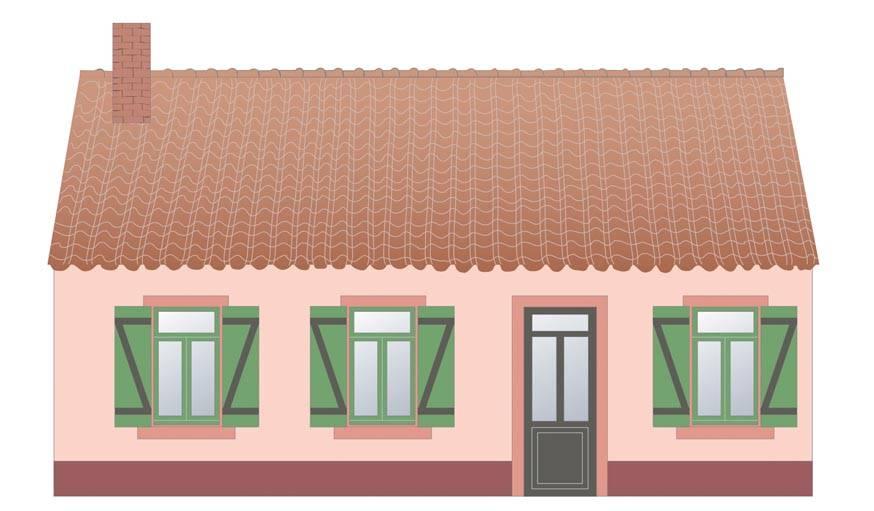 maison alsacienne ou proven ale les couleurs traditionnelles des fa ades. Black Bedroom Furniture Sets. Home Design Ideas