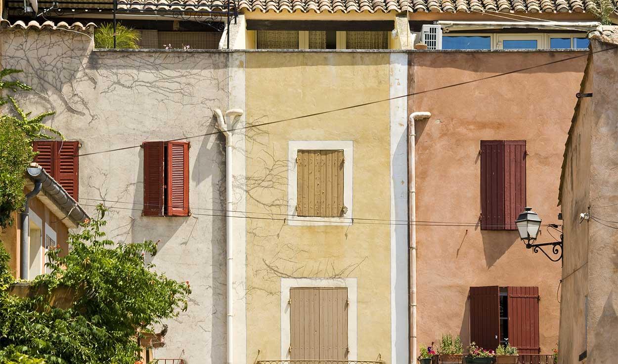 Couleur Volet En Provence maison alsacienne ou provençale : les couleurs