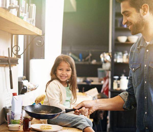 Recette pour une cuisine pratique, joyeuse et conviviale