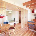 L'intérieur de la maison japonaise entre tradition et modernité.