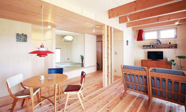Entre tradition et modernité : bienvenue dans la maison japonaise