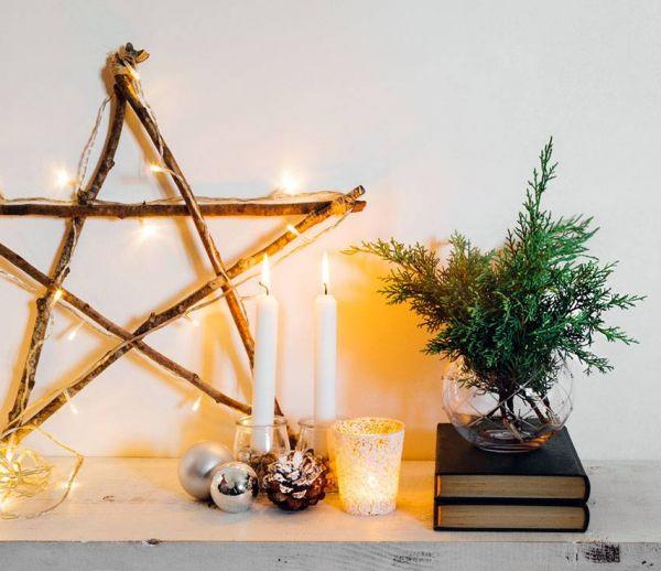 Noël : 16 idées DIY pour une déco scandinave