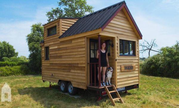 Tiny house à la française