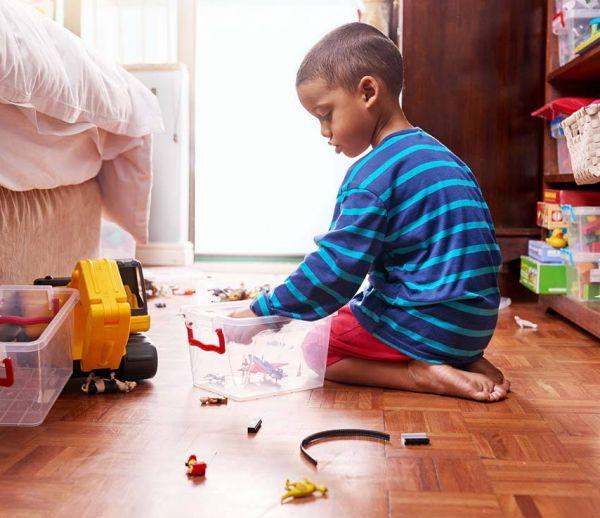 Comment trier les jouets de vos enfants sans crise de larmes ?