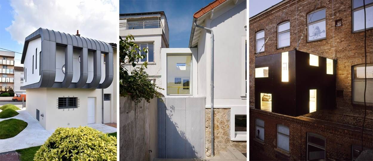 Agrandir une maison cheap conception duune extension for Agrandir sa maison