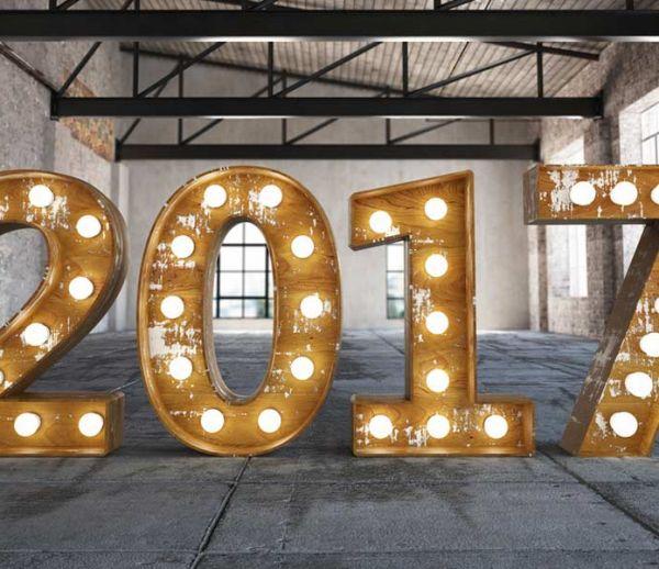 2017 : nos 11 résolutions optimistes pour être bien à la maison