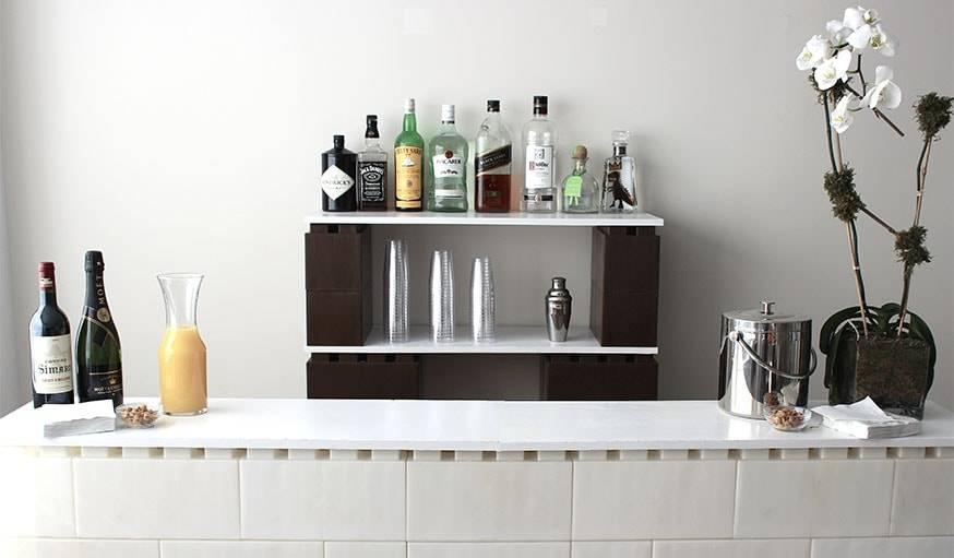 Un bar original.